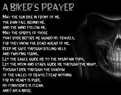 bikerprayer
